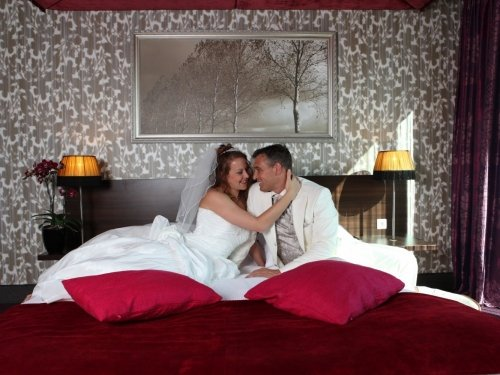 Love en marriage arrangement Hampshire Hotel - Mijdrecht