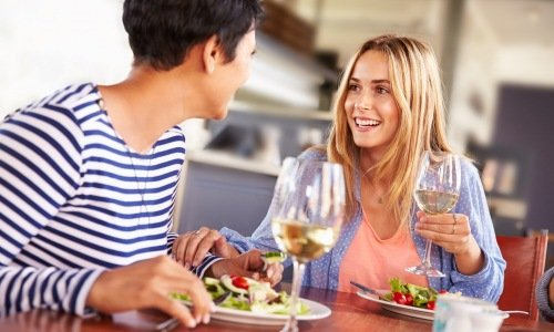 snelle lunch dating